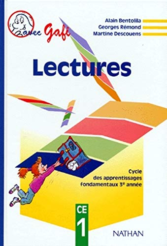 9782091201702: Gafi lecture CE1 livre eleve methode de lecture (French Edition)