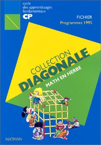 9782091201900: Math en herbe, CP, fichier élève, programme 1995