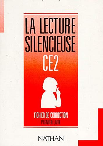 9782091202334: Lecture silencieuse active, CE2. fichier autocorrectif