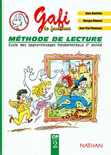 9782091202686: Méthode de lecture, CP, livret 2. Cycle des apprentissages fondamentaux, 2e année