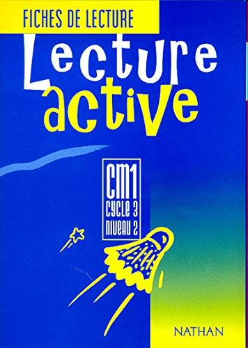 9782091207766: Lecture active CM1 fichier eleve (French Edition)