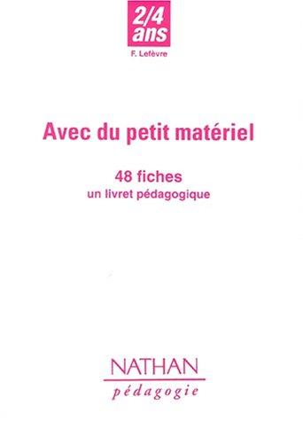 Fichier jouer av petit materie (French Edition)