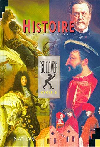 9782091212647: Histoire, cycle 3. Livre de l'�l�ve