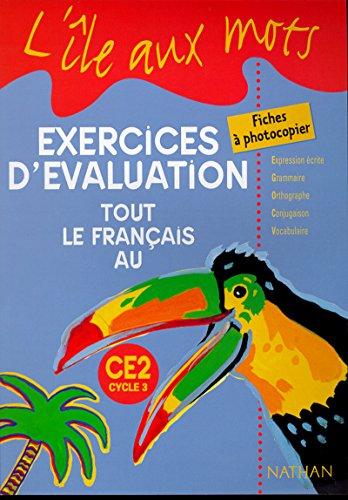 9782091212845: Ile auxmots CE2 cahier évaluation (French Edition)