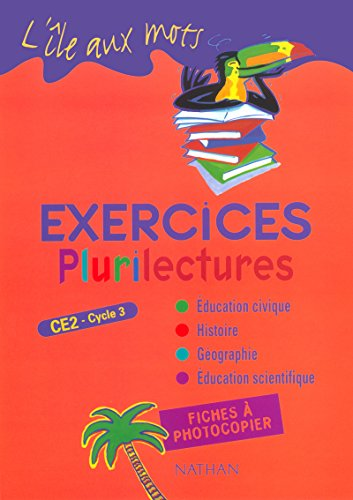 Exercices Plurilectures CE2 (French edition): Alain Bentolila
