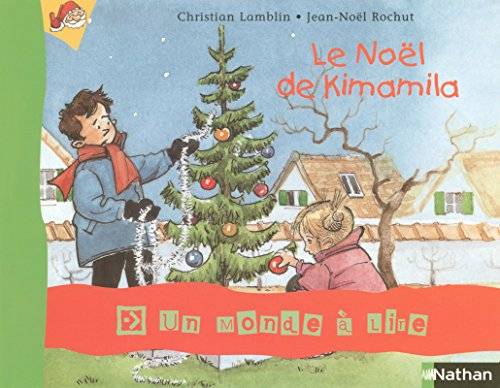 9782091216676: Album 4 - Le Noël de Kimamila CP