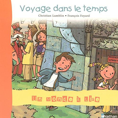9782091216683: Album 5 - Voyage dans le temps CP