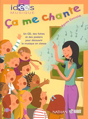 Ca me chante (1CD audio) (French Edition): Agnès Ceccaldi
