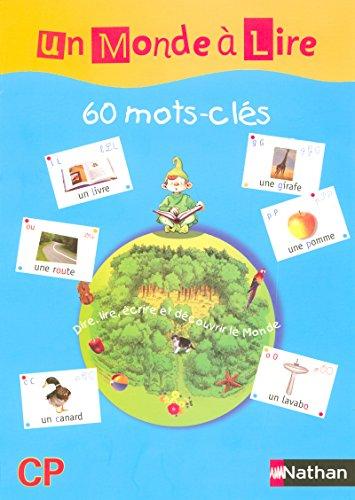 9782091216959: Un monde a lire CP (French Edition)