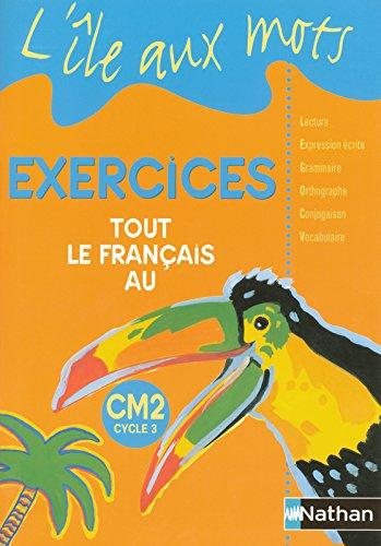 """""""tout le francais au CM2, cycle 3 ; pack 5 cahiers (édition 2004)"""""""