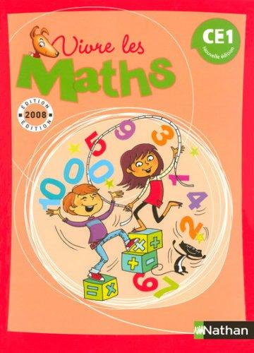 Vivre les Maths CE1: Corrieu, Louis, Jardy,