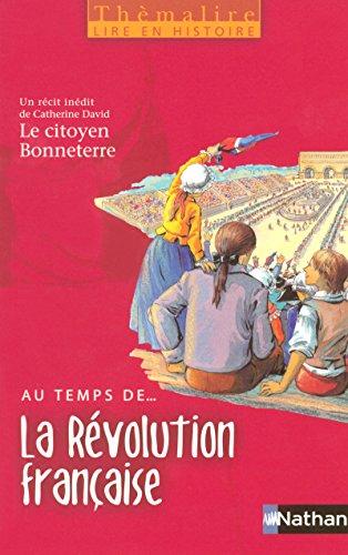 9782091219851: Thèmalire - Livre élève Au temps de La Révolution française