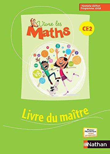 9782091220765: Vivre les maths CE2