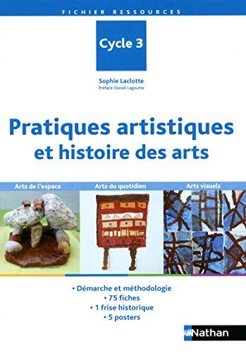 9782091223711: Pratiques artistiques et histoire des arts Cycle 3 : Arts de l'espace, arts du quotidien, arts visuels