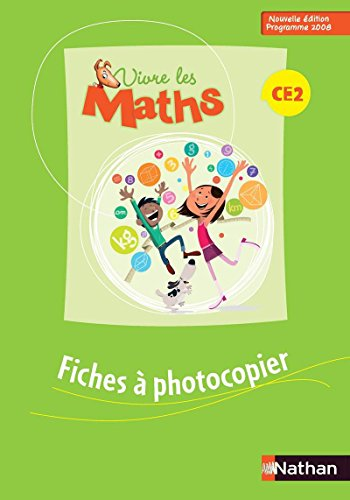 Vivre les Maths CE2 (French Edition): Louis Corrieu