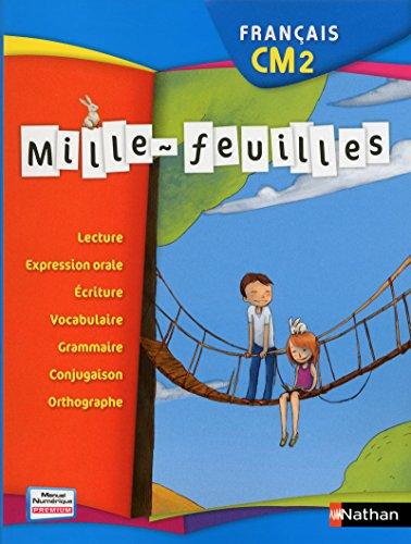 9782091225586: Mille-feuilles : Français CM2