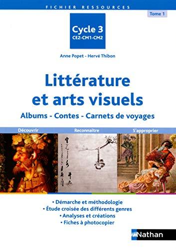 Litterature et arts visuels (yc cd) - c3: Collectif