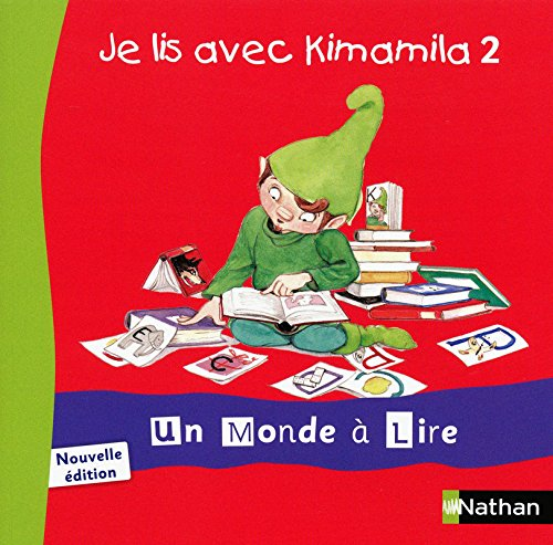 9782091226989: Je lis avec Kimamila 2