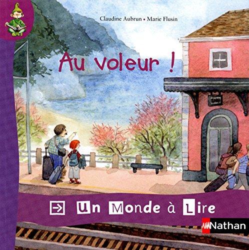 9782091227085: Album 8 : Au voleur ! CP