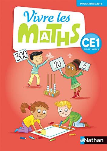 9782091239682: Vivre les maths CE1 Cycle 2, Année 2, Fichier d'activités - Programme 2016