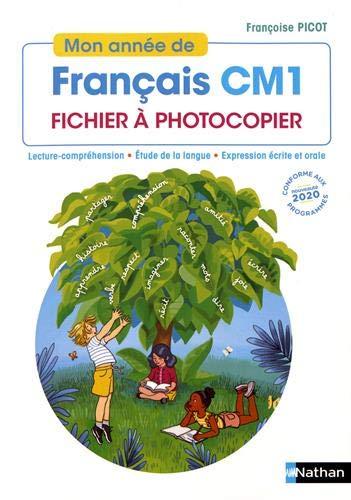 9782091244129: Mon année de Français CM1 - Fichier à photocopier