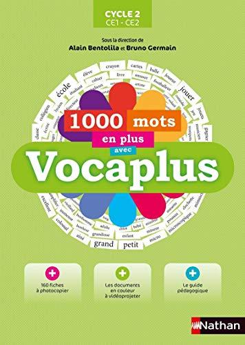 9782091249377: Vocaplus - Fichier de vocabulaire Cycle 2