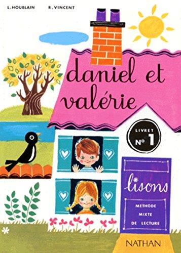 9782091256412: Daniel et Valérie, CP, premier livret de lecture
