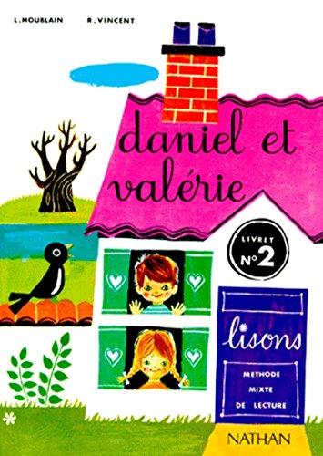 9782091256429: METHODE MIXTE DE LECTURE. Livret 2 (Daniel et valérie)
