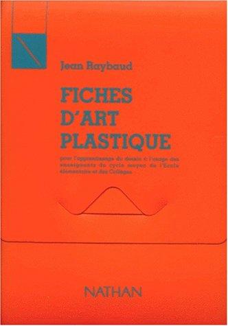 9782091463513: Fiches d'Art plastique niveau 2