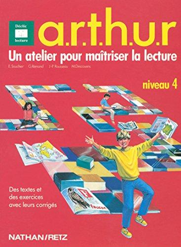 9782091509631: Arthur CM2 niveau 4 eleve (French Edition)