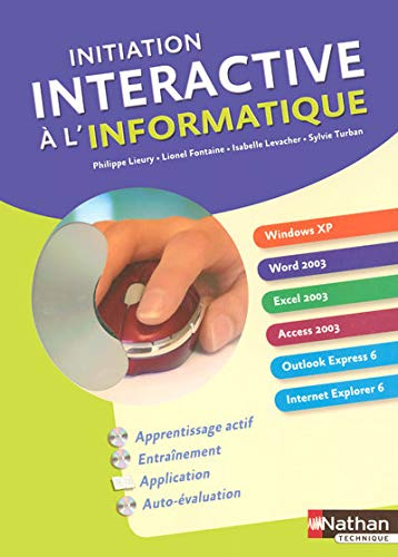9782091602868: Initiation interactive a l'informatique (French Edition)