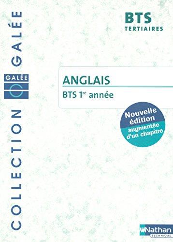 9782091603582: Anglais - BTS Tertiaires 1
