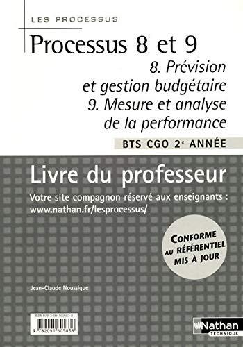 Processus 8 et 9 BTS CGO 2e annee (French Edition): Jean-Claude Noussigue