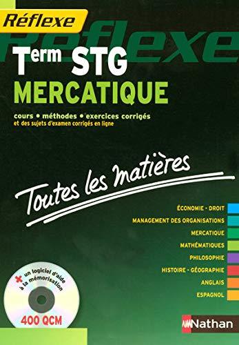 9782091606682: MERCATIQUE TERM STG + CD (REFL