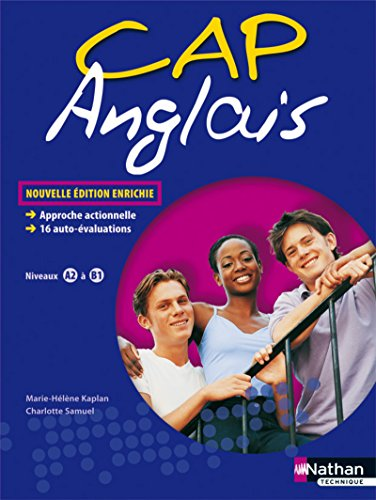 9782091607627: Anglais CAP (French Edition)