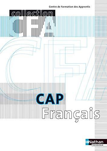 9782091607689: Français CAP en CFA