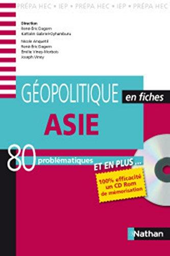 Asie (French Edition): René-Eric Dagorn