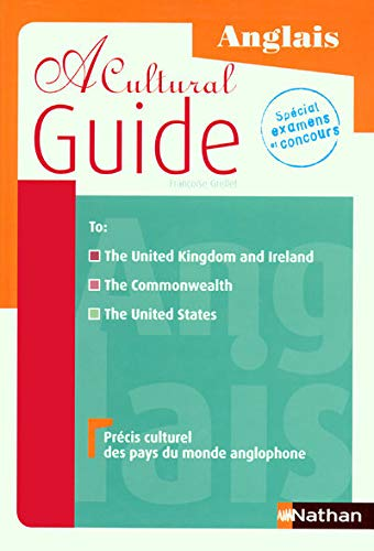 9782091607856: A Cultural Guide Anglais (French Edition)