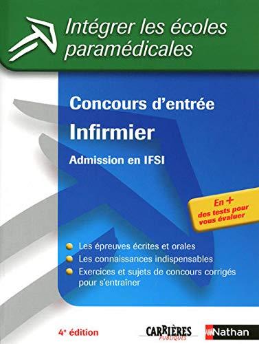 9782091609171: CONCOURS D ENTREE INFIRMIER