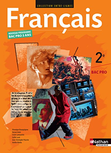 9782091609324: Entre-Lignes Francais 2nde Bac Pro (French Edition)