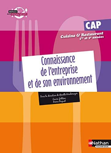 9782091610436: CONNAIS ENTR ENVIRON CAP CUIS/