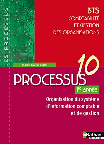 9782091611327: Processus 10 BTS CGO 2e annee (French Edition)
