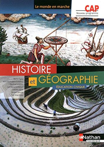 9782091613765: Histoire et Géographie - Éducation civique