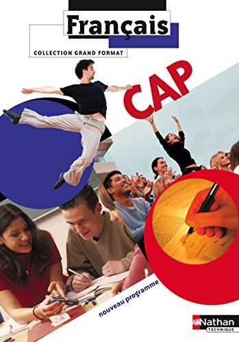 9782091613789: Français CAP : Programme 2010 (Grand Format)