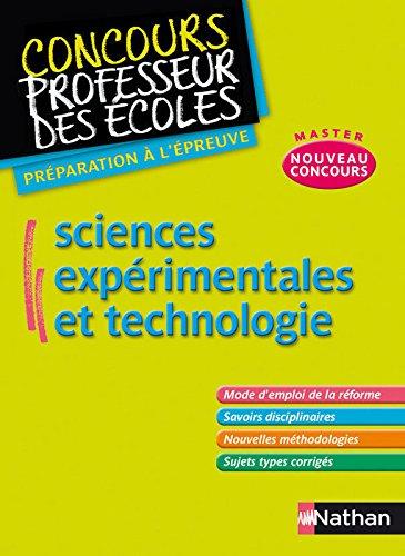 Sciences expà rimentales et technologie (French Edition): NATHAN SCOLAIRE