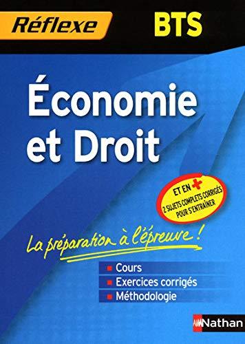 9782091614229: Mémo Réflexe : Économie et droit - BTS