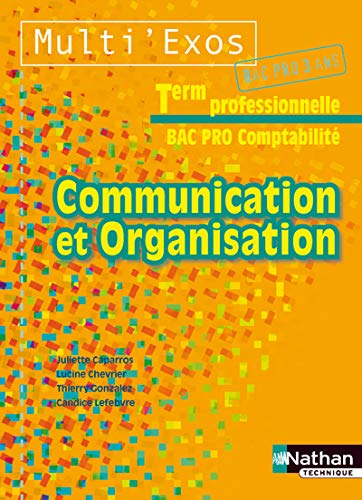 9782091616063: COMM/ORGANISAT TERM BPRO COMPT