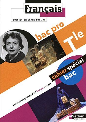 9782091616575: Français Tle Bac pro (French Edition)
