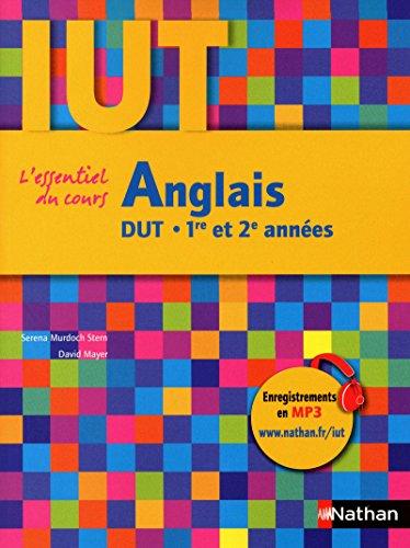 Anglais DUT 1re et 2e annees (French Edition): Serena Murdoch Stern