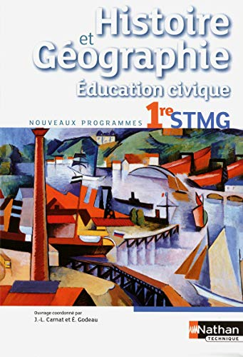 9782091619897: histoire geographie 1ere stmg eleve 2012